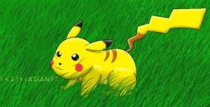 How I draw Pikachu (request)