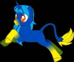 Classic Unicorn - Sun Star - Scrapped by horse14t