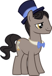 Doctor Whooves 11th doctor Vector