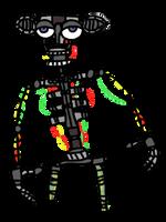 FNAF 2 - Endoskeleton