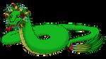 Feathered Dragons - Quetzalcoatl