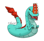 Feathered Dragons - Xiuhcoatl