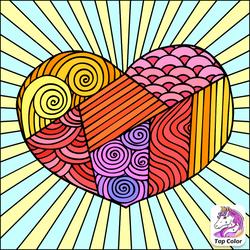 HEART 3 !!! by SmurfyCarl-42