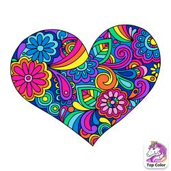 HEART 5 !!! by SmurfyCarl-42