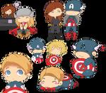 Chibi Avengers Dump 1