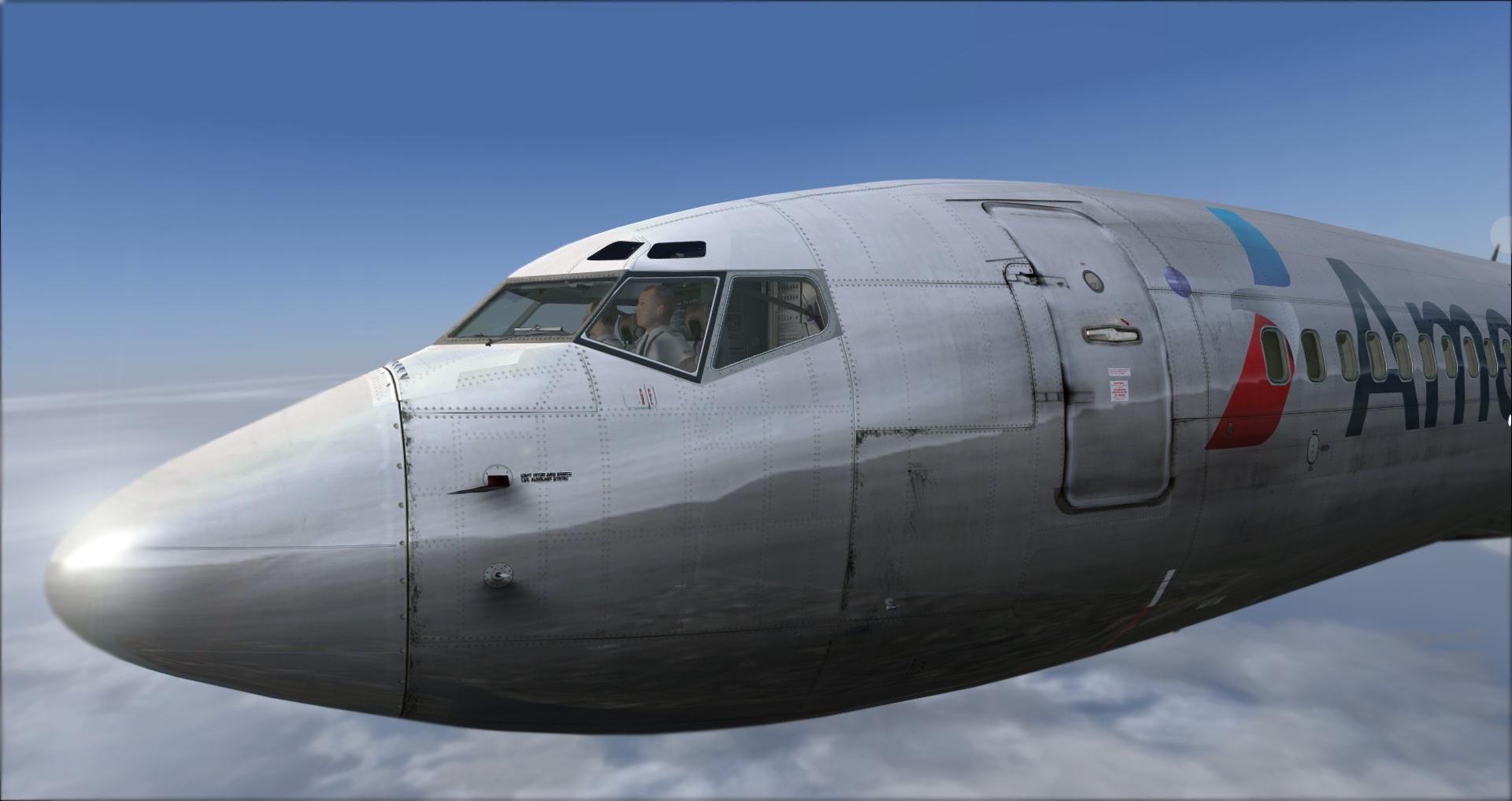 American Airlines PMDG 737-800NGX HD by miniarma on DeviantArt