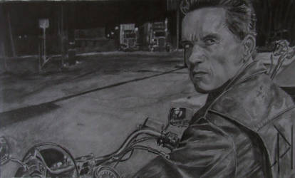 Terminator by Patrick-Kennedy-Art
