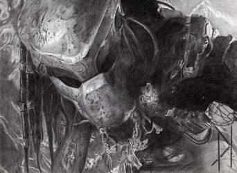 Predator by Patrick-Kennedy-Art