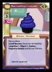 Blue Leadmay's cupcake - Resource