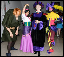Hunchback of Notre Dame Group by Yvyne