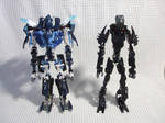 Bionicle MOC: Diver and Mage