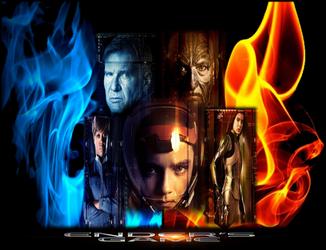 Ender game movie poster by Enderules3