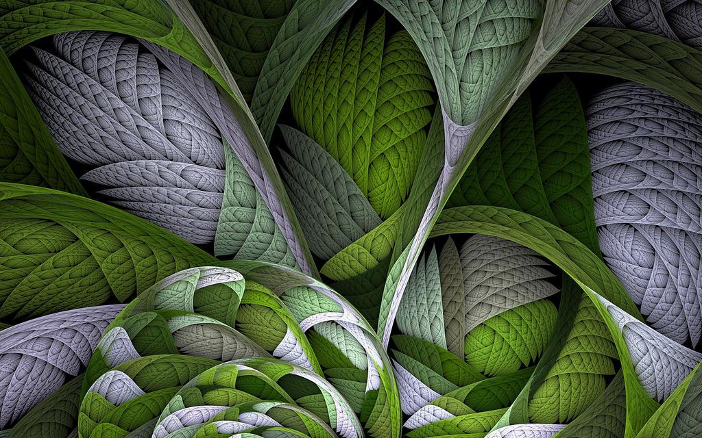 rhapsody in green by lmarm
