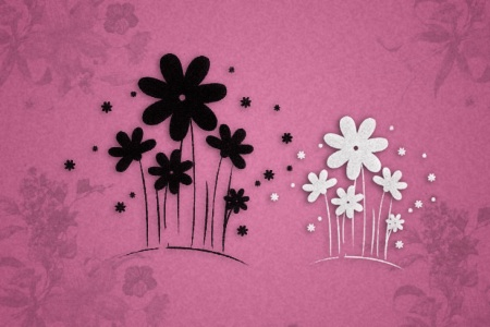 Flower Brushes by freddywang