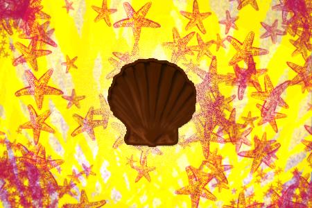 Beach Shell Brushes by freddywang
