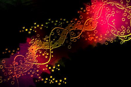 Flower Ornamental Art Brushes by freddywang