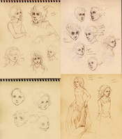 Sketches by MaGLIL