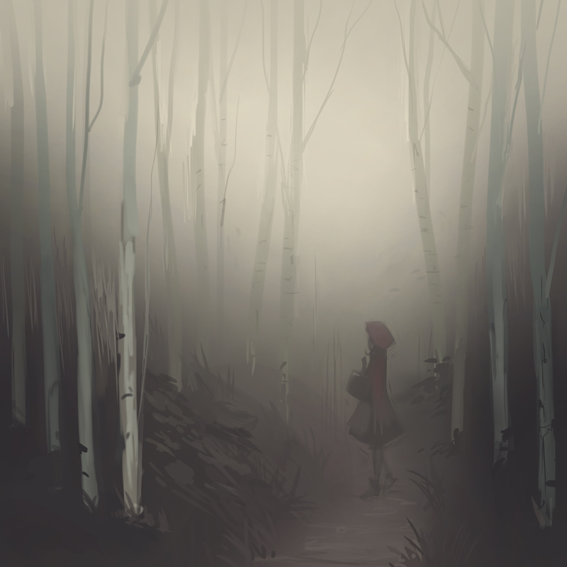 Red-forest by MaGLIL