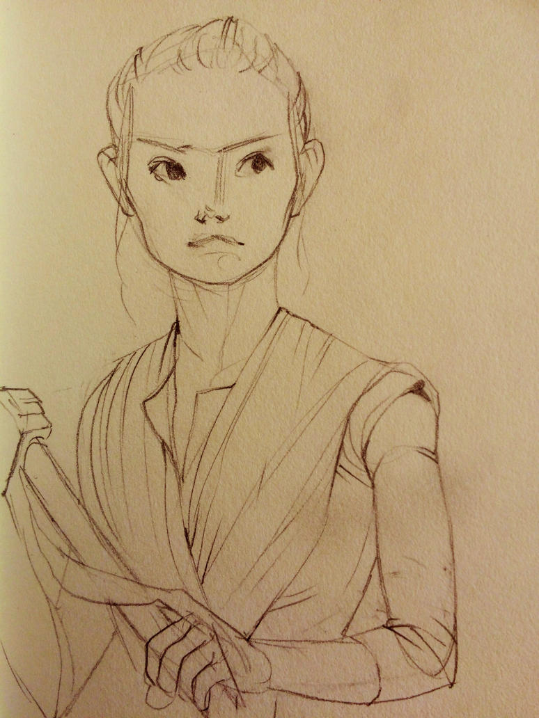 Rey 2 by MaGLIL