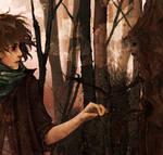 Demons in the Woods - retextured