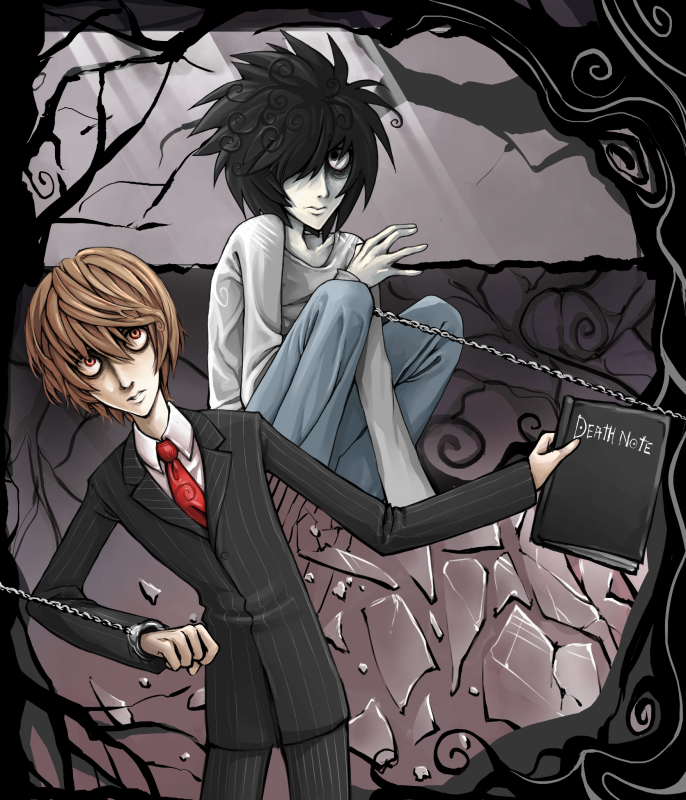 Death Note by MaGLIL