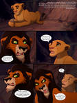 The Shadow of the Father. Page 28 by MafumasArt