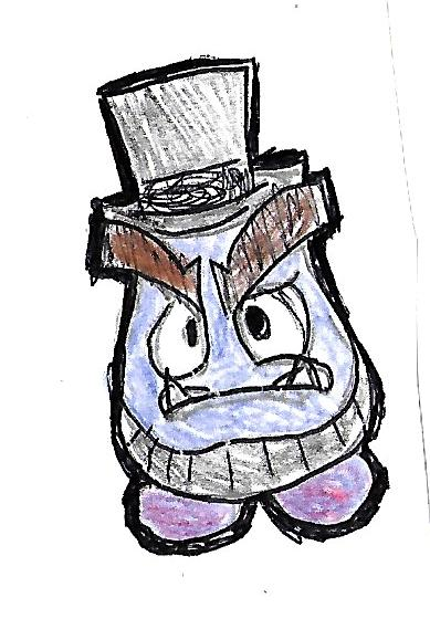 Baron Goomba by lillyseven7