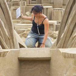 Sue Sculpting by Suzuko42