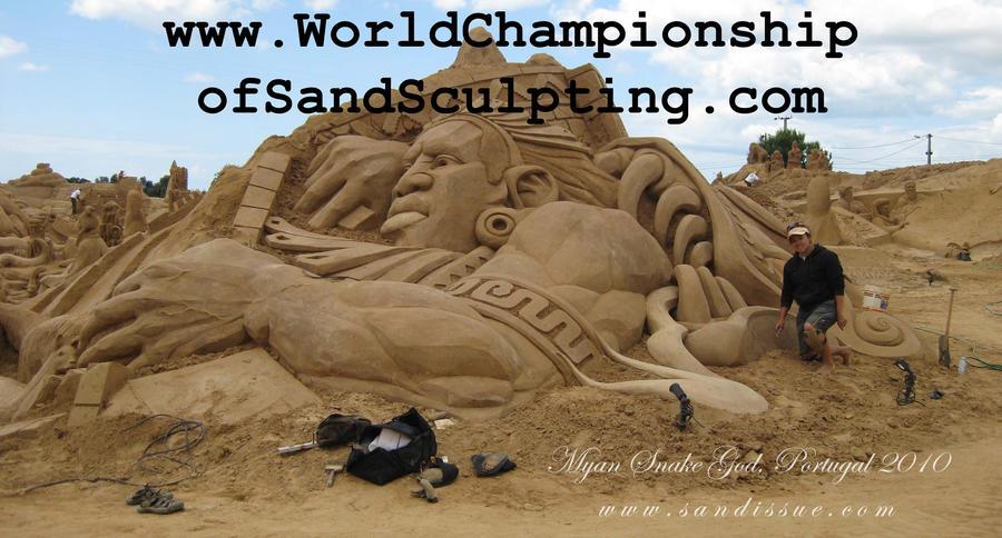 WorldChampionshipSandSculpting by Suzuko42