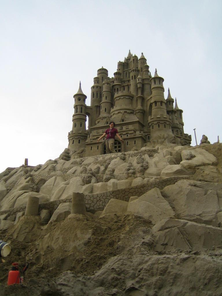 Sand Castle 5 by Suzuko42 on DeviantArt
