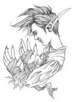 casting a spell 2 by Suzuko42