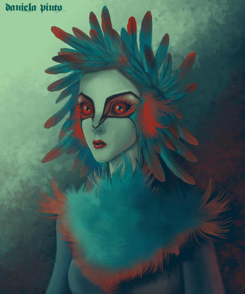 Just a bird by DanArcane