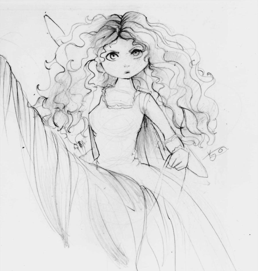 Merida by Searchmeinawhile