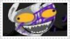 Just A Gamzee Stamp Made Out Of Boredom by HTFlover777