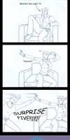 Sketch Meme: Val by BlazeRocket