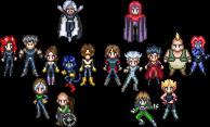 X-Sprites by BlazeRocket