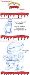 Little Shop of Horrors Meme by BlazeRocket