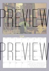 2011 Evo Calender Preview by BlazeRocket