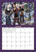 2010 Calendar - December by BlazeRocket