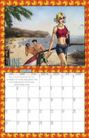 2011 Calendar - June by BlazeRocket