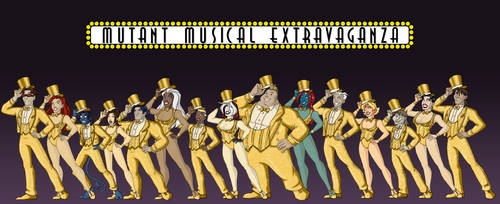 CONTEST: MUTANT MUSICAL by BlazeRocket