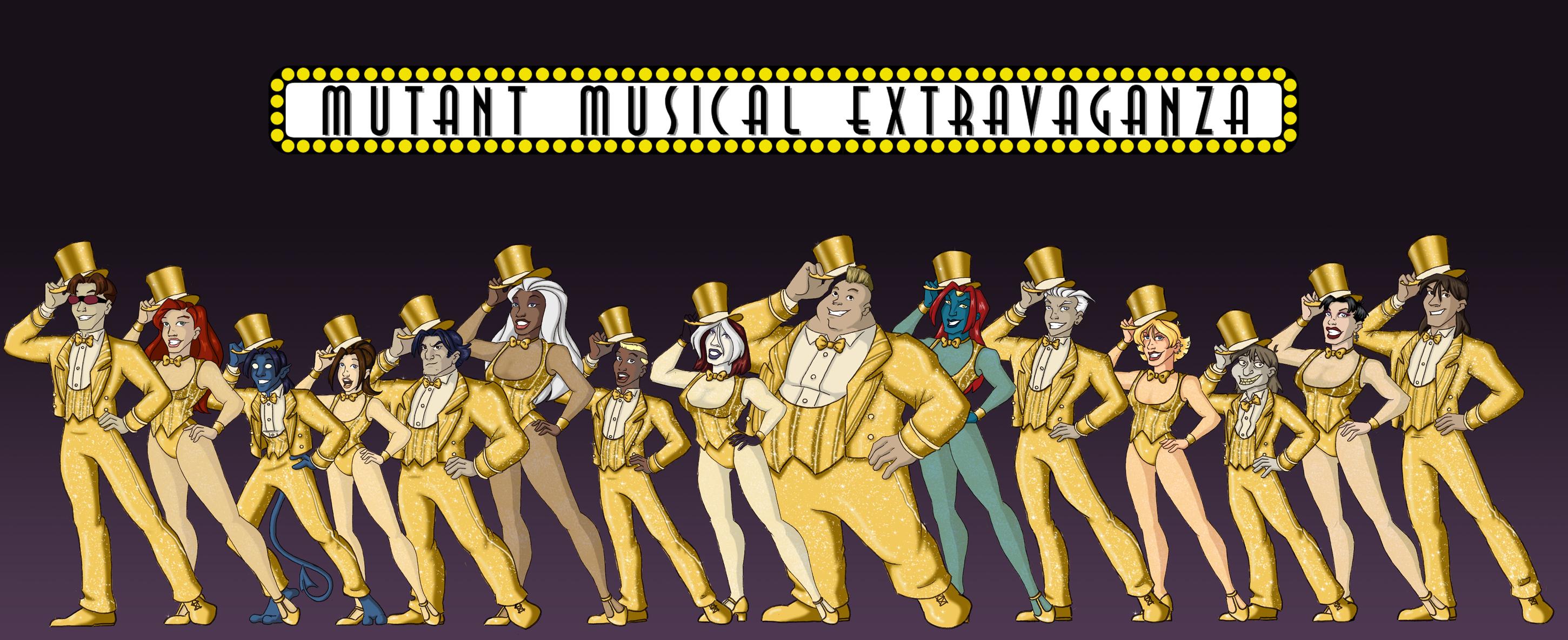 CONTEST: MUTANT MUSICAL