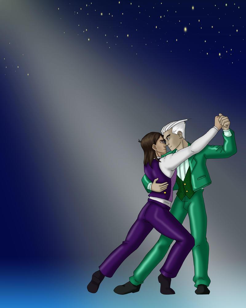 Dancing Lietro by BlazeRocket
