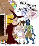 CONTEST: FRAX-TURED FAIRY TALES