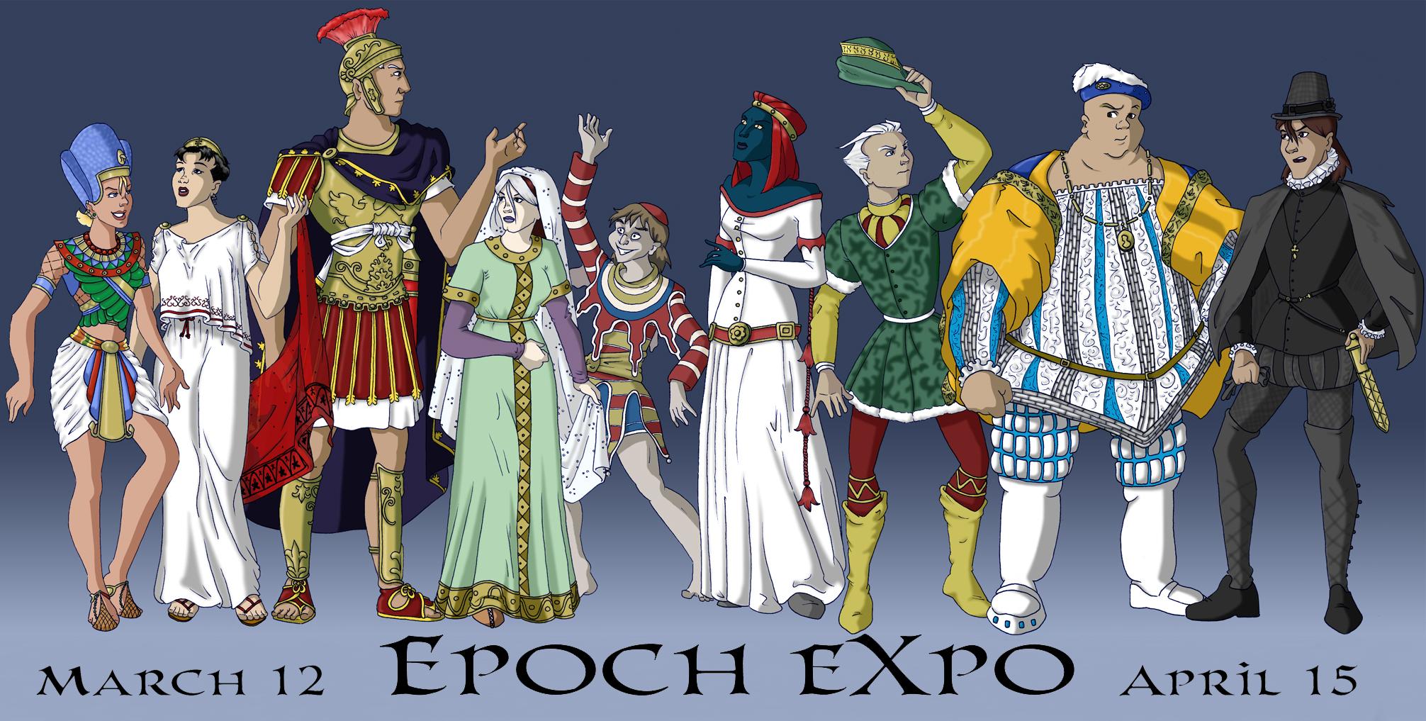 CONTEST: EPOCH EXPO by BlazeRocket