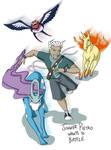 X-men: Pokemon -- Quicksilver