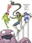 X-men: Pokemon -- Toad