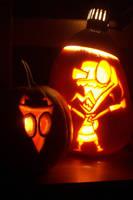 Irk Pumpkin by BlazeRocket