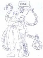 Doc Ock Request by BlazeRocket