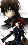 Vampire Knight Manga Color